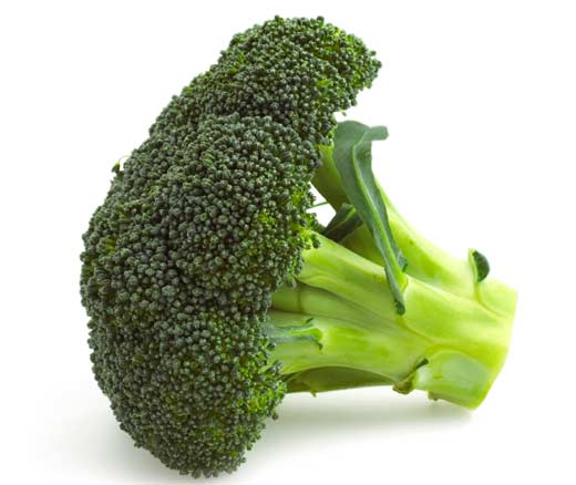 British researchers believe that eating lots of broccoli may slow down and even prevent osteoarthritis