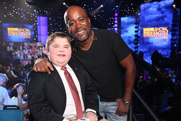 Bryson Foster is set to open the 48th annual MDA Show of Strength Telethon this Labor Day weekend