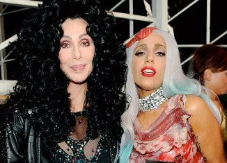 Cher was very angry and launched a foul-mouthed rant on Twitter after a song Lady Gaga wrote for her new album was leaked online