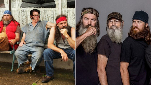 Duck Dynasty's producers are dishing out another family show, Porter Ridge