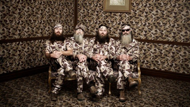 Duck Dynasty Season 4 will premiere on August 14 640x360 photo