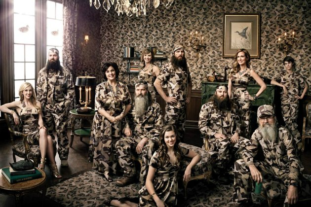 Duck Dynasty returns tomorrow night for Season 4