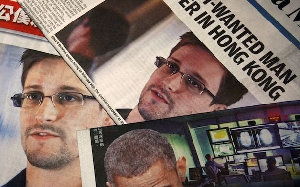 Edward Snowden is believed to have been using the Lavabit service after fleeing the US photo