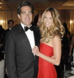 Elle Macpherson is said to have wed her billionaire fiancé Jeffrey Soffer in Fiji