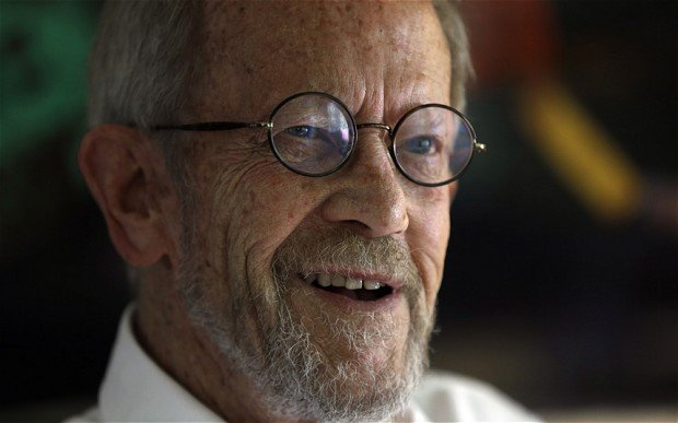 Elmore Leonard died aged 87 after suffering a stroke
