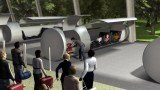 Elon Musk unveils plans for the Hyperloop that will shoot passengers from LA to San Francisco in 30 minutes