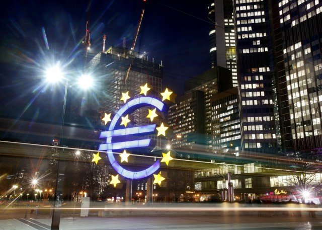 Eurozone has emerged from recession after a record 18 months of economic contraction