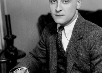 F. Scott Fitzgerald is widely acclaimed as being one of the greatest American writers of the 20th century