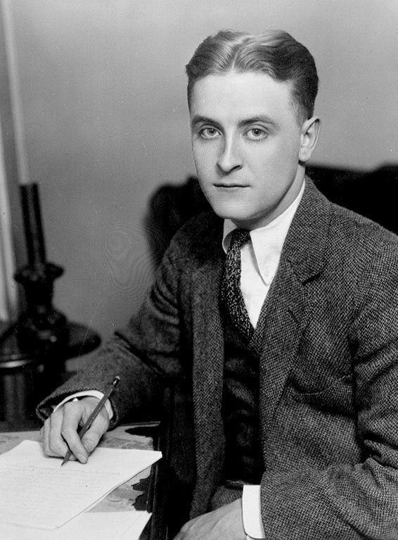 demonstrate how fitzgerald critiques the american Why 'the great gatsby' is the great american novel by joel  how the great gatsby came to be and why it endures, i had no idea that fitzgerald's books were out of print by the time of.