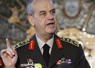 General Ilker Basbug, Turkey's former armed forces chief, has been jailed for life for plotting to overthrow the government