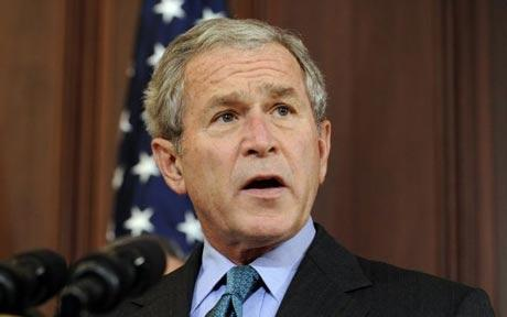 George W. Bush has undergone successful heart surgery in Dallas after doctors found an artery blockage photo