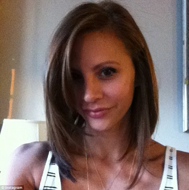 Gia Allemand was allegedly on the phone to her mother when she hanged herself photo