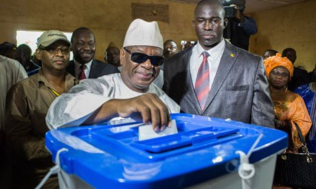 Ibrahim Boubacar Keita has won Mali's presidential election after his rival Soumaila Cisse admitted defeat in the second round