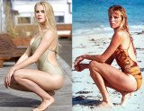 Ireland Baldwin insists she never thought of herself as pretty and her mother Kim Basinger convinced her to become a model in order to help her self esteem