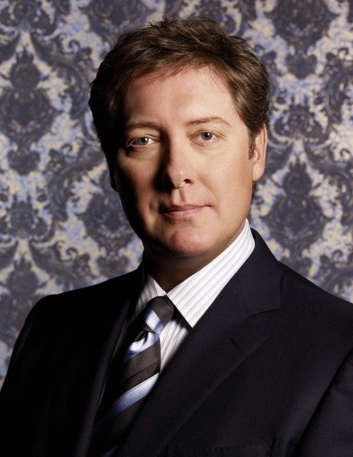 James Spader has been cast as the villain Ultron in the second Avengers movie