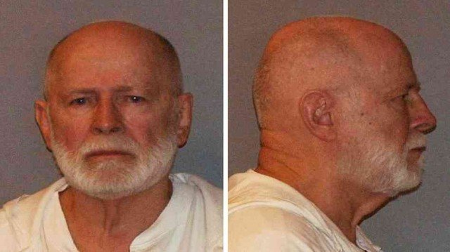 "James ""Whitey"" Bulger has been convicted of nearly a dozen murders, racketeering and conspiracy"
