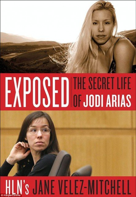 Jane Velez Mitchell's book about convicted murderer Jodi Arias reveals Travis Alexanders inability to stay away from her helped lead to his grisly 2008 murder 442x640 photo