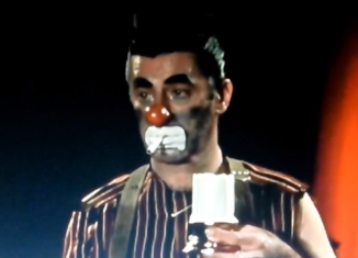 Jerry Lewis described his unreleased 1970s Holocaust movie The Day The Clown Cried as very bad