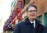 John W. Henry, the main owner of the Boston Red Sox baseball team and Liverpool Football Club, bought the Boston Globe for $70 million