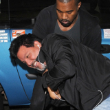 Kanye West is being sued by photographer Daniel Ramos after LA airport fight