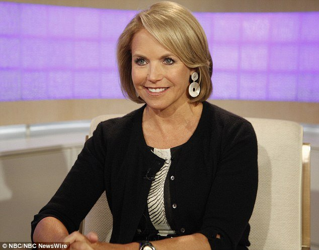 Katie Couric has apologized for hurting Kim Kardashian's feelings after questioning her family's massive fame