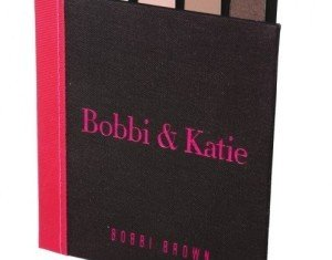 Katie Holmes and Bobbi Brown teamed up to launch Bobbi & Katie palette for busy women