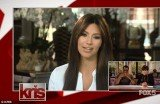 Kim Kardashian returns to spotlight after seven weeks in hiding with a video message on Kris Jenner's show
