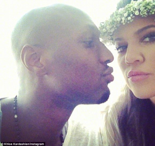 Lamar Odom reportedly cheated on Khloe Kardashian with lawyer Polina Polonsky photo