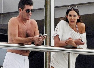 Lauren Silverman allegedly spent hours on the phone to Simon Cowell and her husband Andrew heard the whole thing