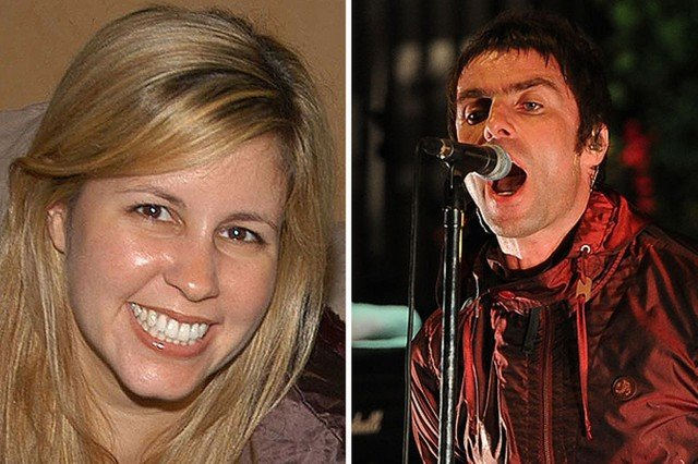 Liam Gallagher is trying to get Liza Ghorbani to sign an iron clad legal agreement which would prevent her revealing any personal details of their relationship 640x426 photo