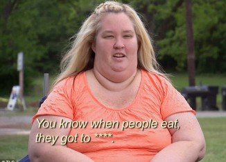 Mama June is still hammering out the plans for her big day with Sugar Bear, down to every last Porta Potty