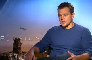 Matt Damon no longer has a crush on President Barack Obama
