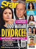 Michael Douglas and Catherine Zeta-Jones divorce