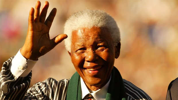 Nelson Mandela is said to be showing great resilience in hospital though his condition becomes unstable at times