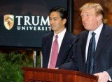 New York's Attorney General Eric Schneiderman claims Donald Trump helped run a phony Trump University that falsely promised to make students rich
