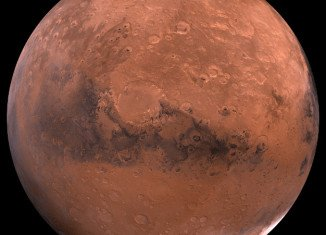 New research supports an idea that the Red Planet was a better place to kick-start biology billions of years ago than the early Earth was
