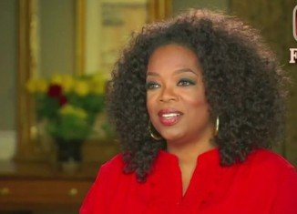 Oprah Winfrey, one of the world's richest women, claimed an assistant refused to serve her in a Zurich upmarket handbag shop