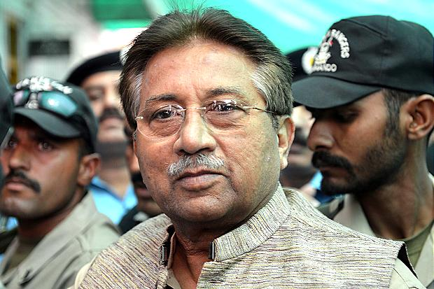Pervez Musharraf has been indicted in Pakistan on three charges over the 2007 assassination of opposition leader and former PM Benazir Bhutto photo