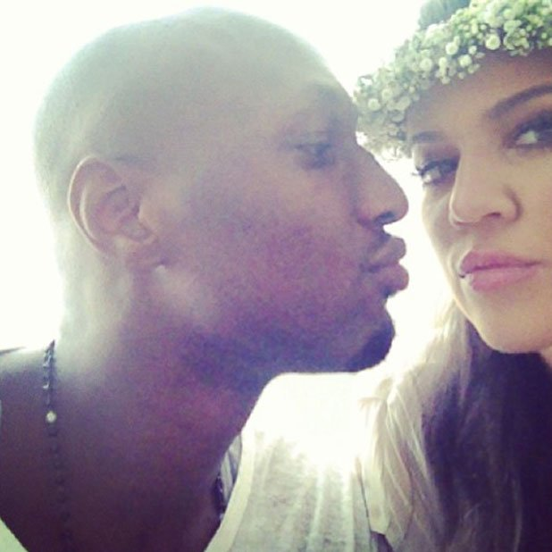 Polina Polonsky claims that her friendship with Lamar Odom turned physical on the night of Kim Kardashians baby shower photo