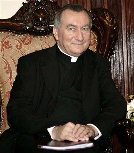 Pope Francis has appointed Archbishop Pietro Parolin as new secretary of state