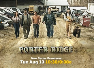 Porter Ridge makes its debut on the Discovery Channel