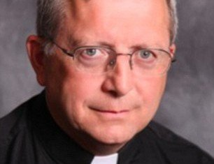Reverend Patrick Dowling revealed he was the religious figure who appeared at the side of Katie Lentz after she was injured in a head-on collision