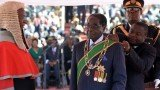 Robert Mugabe has been sworn in for a seventh term in office as Zimbabwe's president