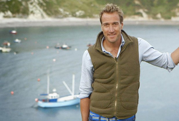 Rolf Harris has been replaced by Ben Fogle as host of Channel 5's vet school series Animal Clinic