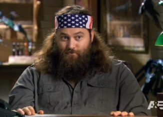 Several Republican strategists are pushing Duck Dynasty star Willie Robertson to run for the seat being vacated by Rep. Rodney Alexander in September