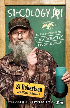 Si Robertson is to launch his new book Si cology 1 on September 3 photo