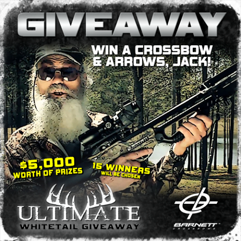 Si Robertson stars in hilarious Crossbow commercial | BelleNews.com