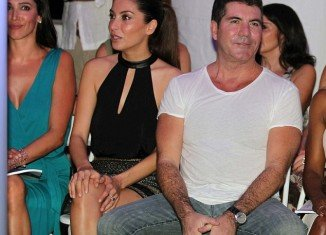 "Simon Cowell and Lauren Silverman had in fact begun their ""affair"" long before her marriage ended"