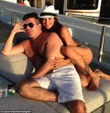 Simon Cowell dumped Lauren Silverman before he knew she was pregnant