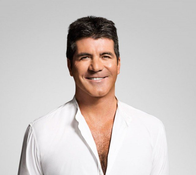 Simon Cowell is constantly surrounded by a harem of beautiful women and has remained close to all of his ex girlfriends 640x570 photo